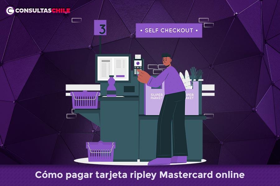Cómo pagar tarjeta ripley Mastercard online