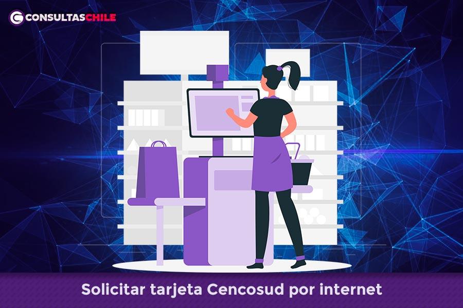 Solicitar tarjeta Cencosud por internet